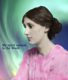 Woolf Spirit Animal